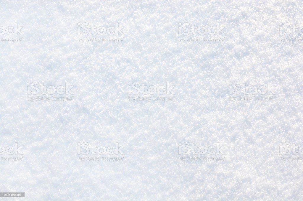 background of snow stock photo