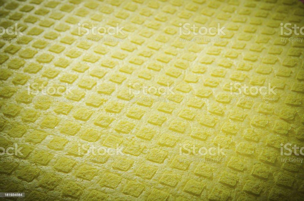 background of sponge royalty-free stock photo