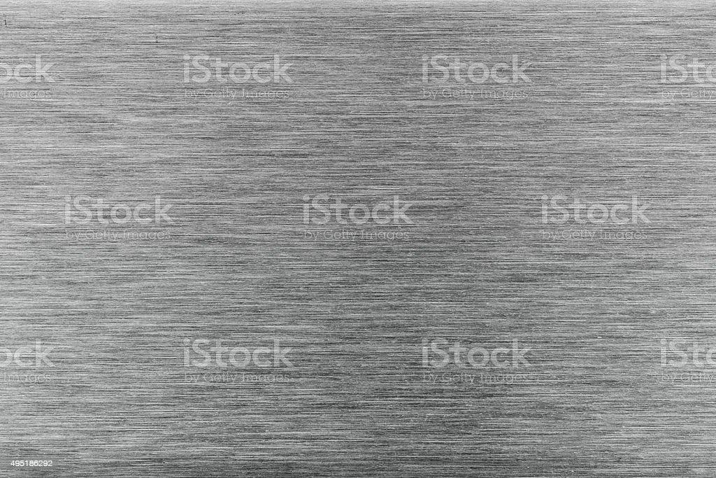 Hintergrund der Metall-Oberfläche aus Edelstahl – Foto