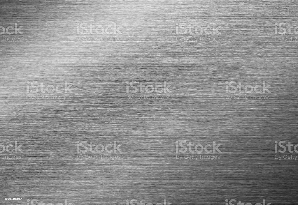 Background of stainless steel texture stock photo