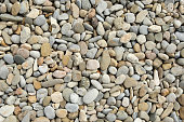 Background made of River small stones