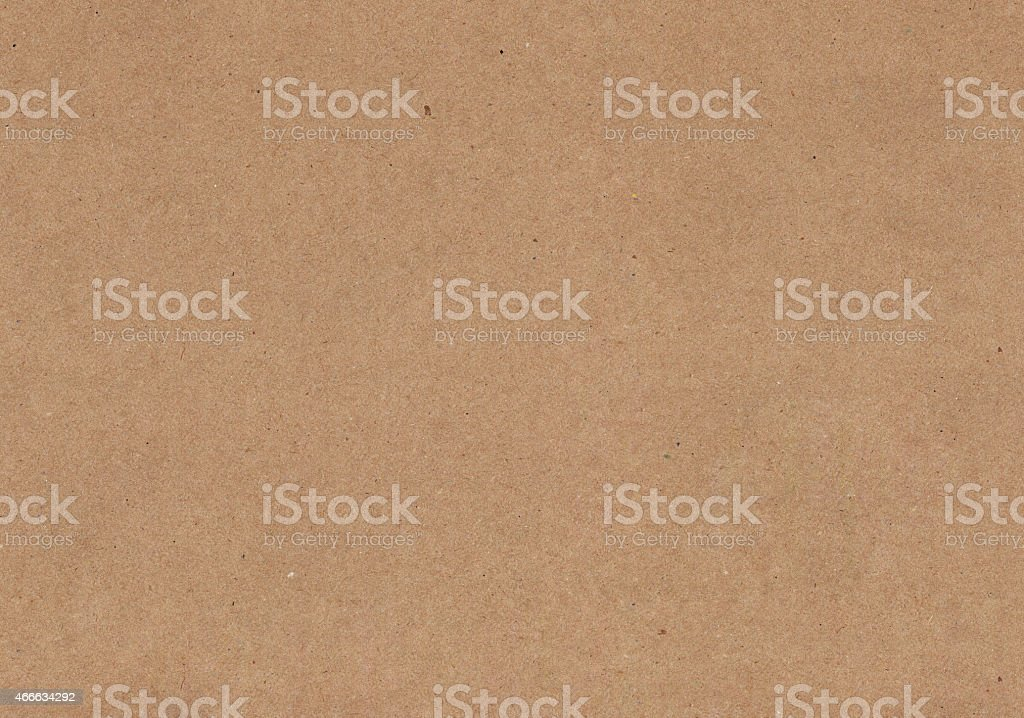 Background of textured brown paper stock photo