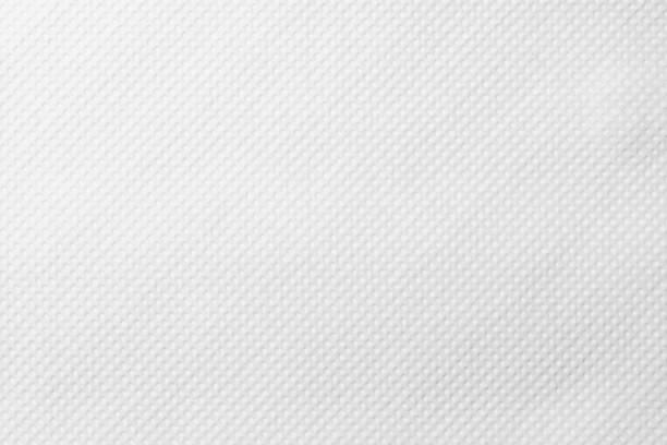 bakgrund av texturerat präglad vit papper - servett bildbanksfoton och bilder