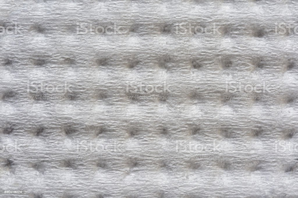 background of textured white paper embossed square shape stock photo