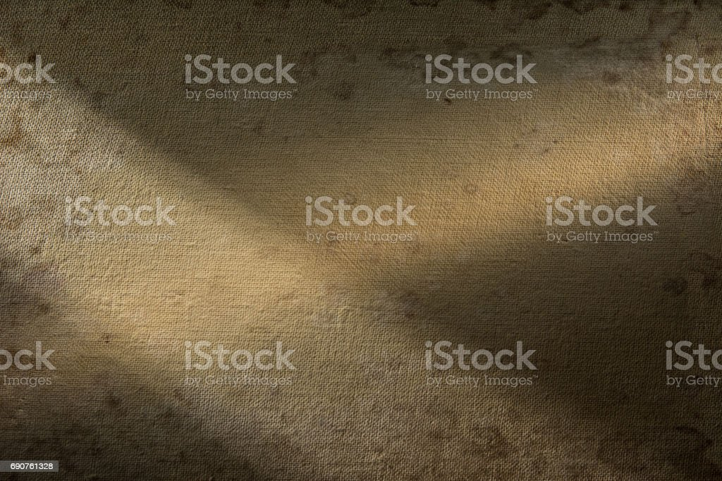 Background of the cloth of the book is illuminated by two searchlights stock photo
