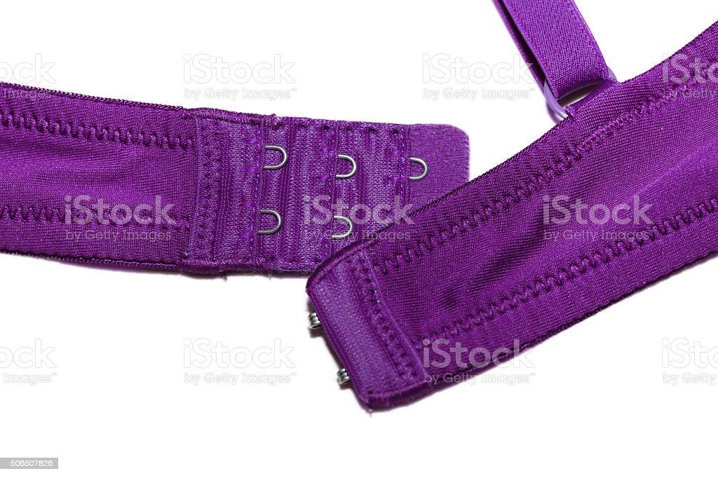 background of untie bra strap stock photo