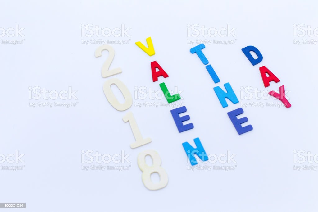 background of valentines day. stock photo