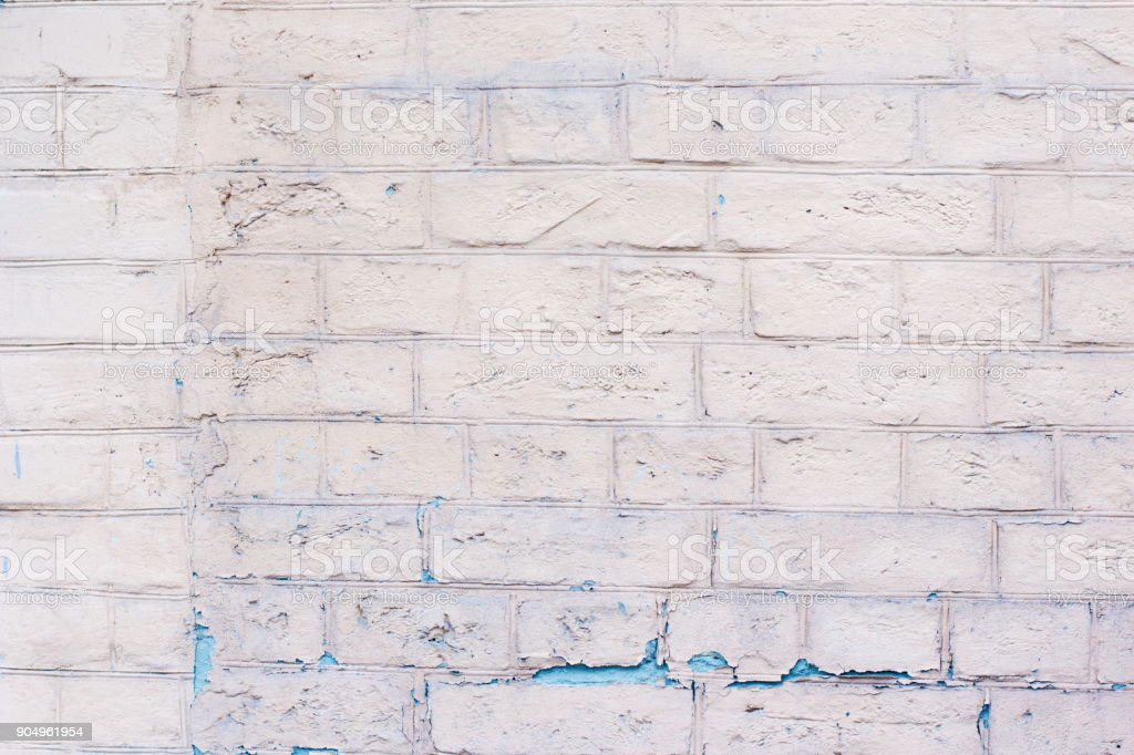 Background of vintage old brick wall texture, grunge style background for your design stock photo