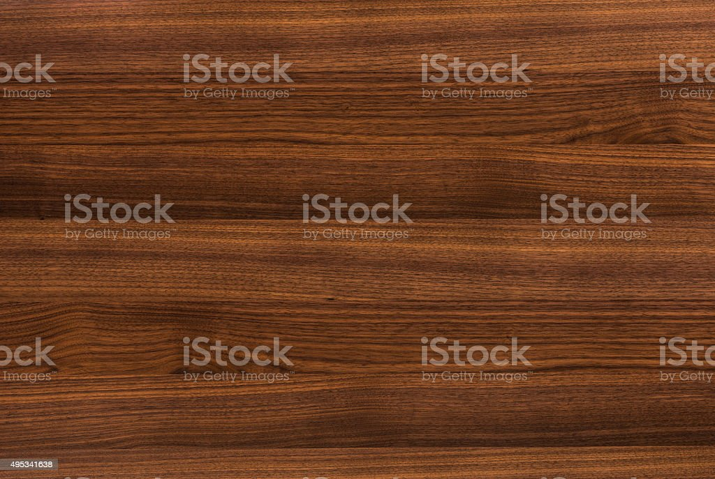 background of Walnut wood surface stock photo