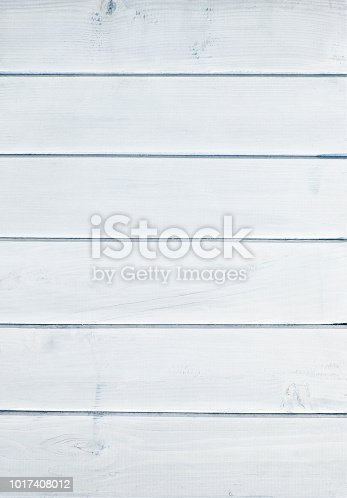 Background of white, peeling paint on an old wall.Texture effect