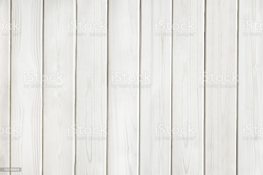 Background of white wood pine plank texture royalty-free stock photo