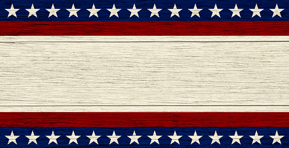 istock USA background on wood 1145458542