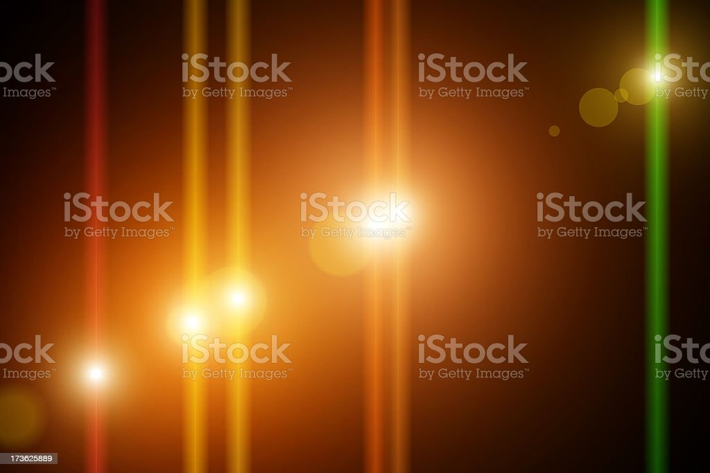 Background - Orbs royalty-free stock photo