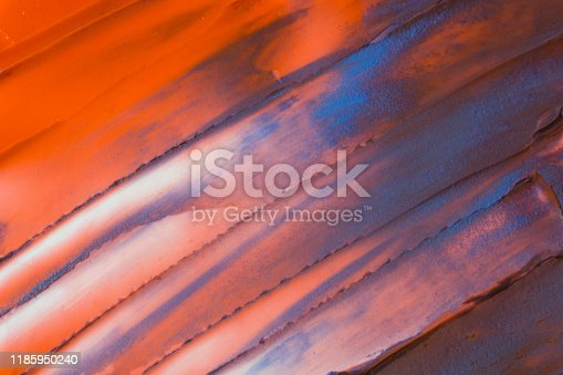 1131857558istockphoto background painting abstract cream and powder by makeup 1185950240