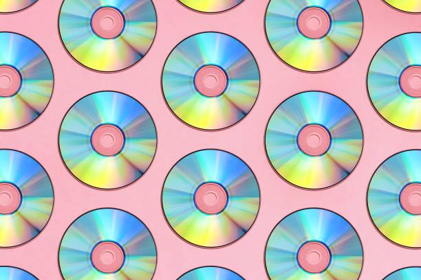 CD Background stock photo