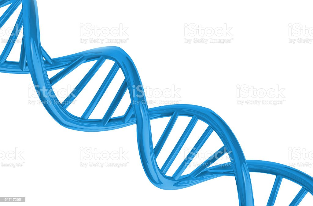 DNA background stock photo