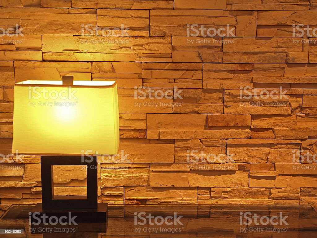 Background picture of Lamp royalty-free stock photo