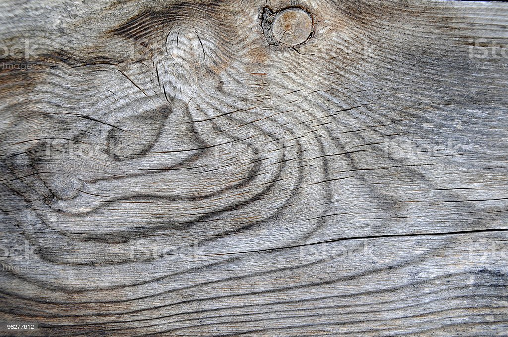 background picture with knotted wood pattern royalty-free stock photo