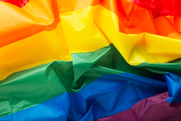 background pride flag lgbt. lgbt concept - supreme court zdjęcia i obrazy z banku zdjęć