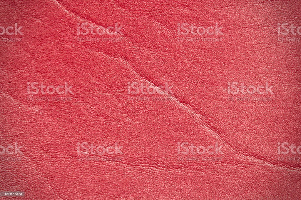 Background Red Fire Leather stock photo