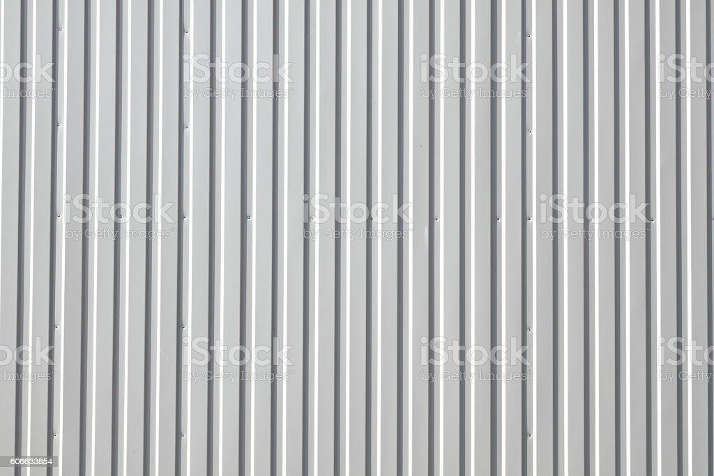 Hintergrund Blechverkleidung stock photo