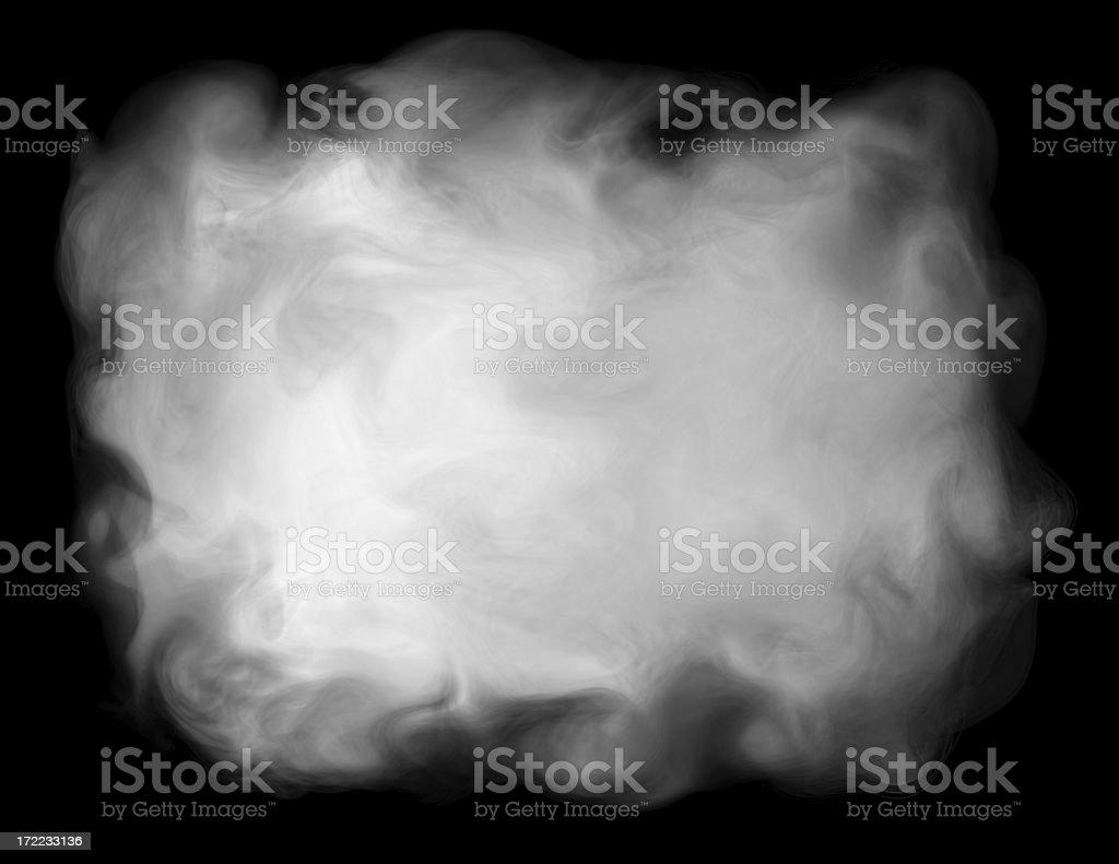 Background - Smoke royalty-free stock photo