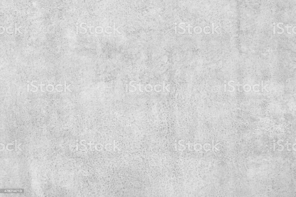 Background: smooth concrete wall royalty-free stock photo