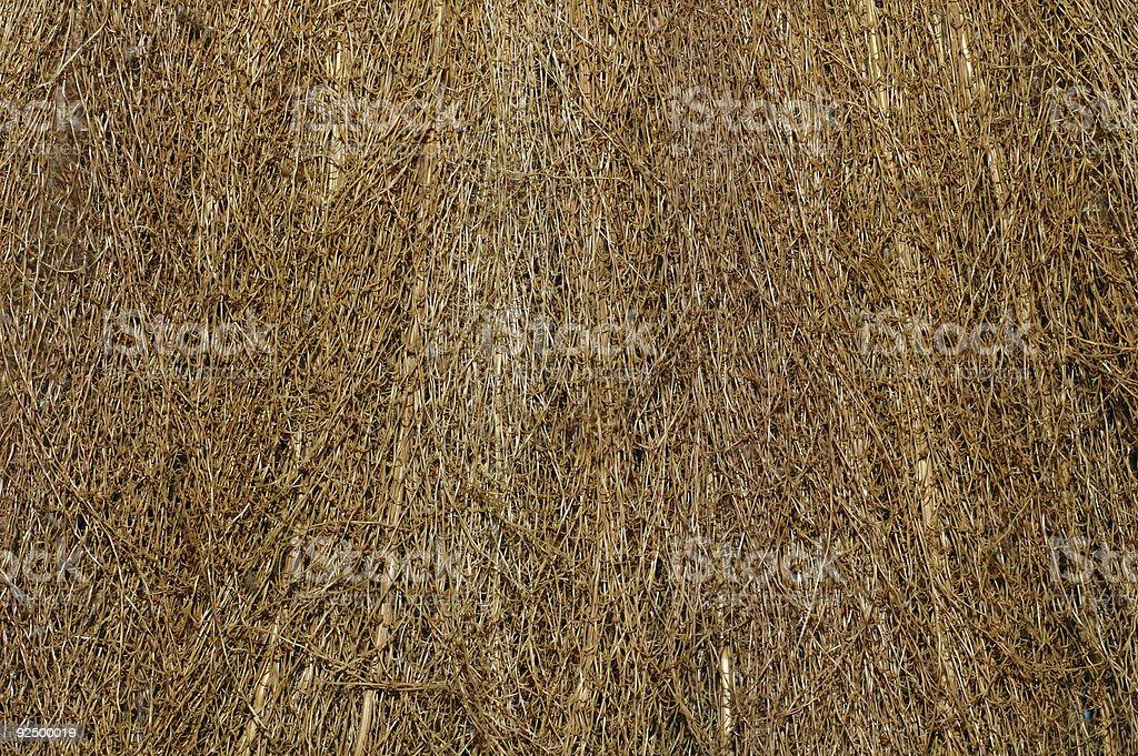 Background straw royalty-free stock photo