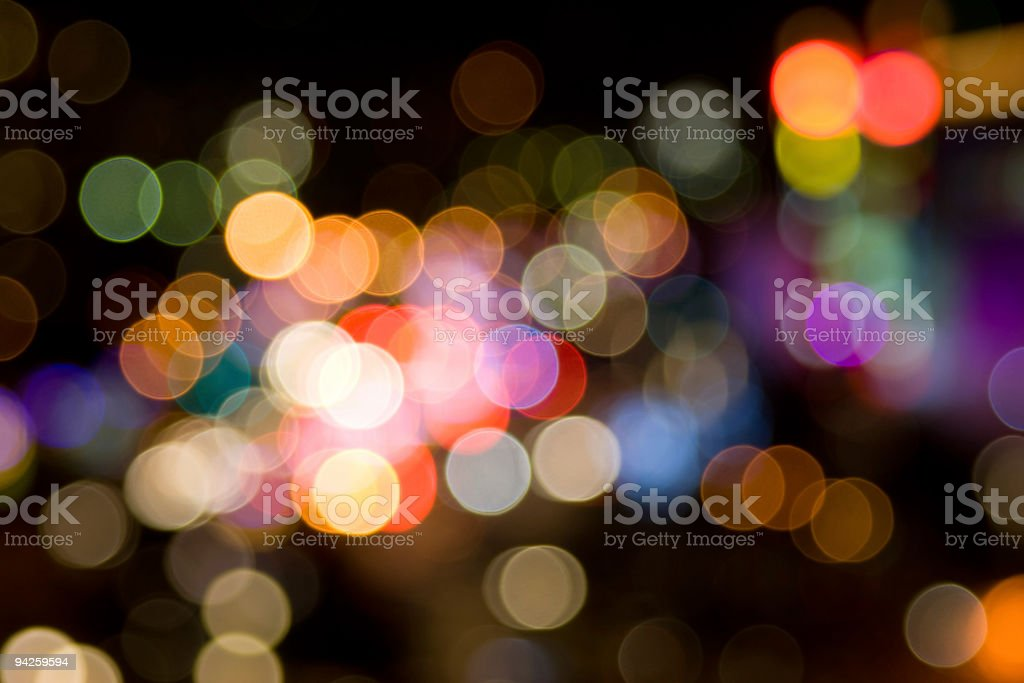 Background street light royalty-free stock photo