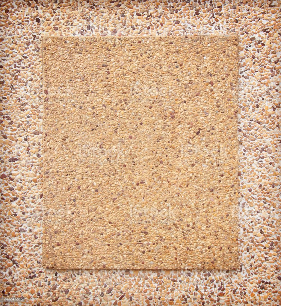 Background surface of terrazzo wall, stone wall abstract - Royalty-free Abstract Stock Photo