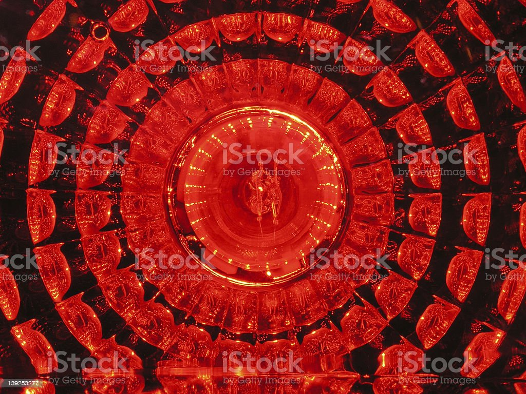background - surreal tunnel royalty-free stock photo