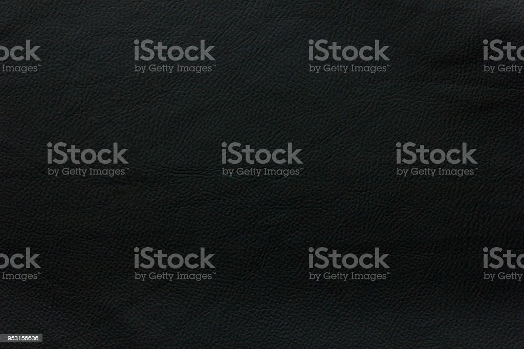 background texture black leather stock photo