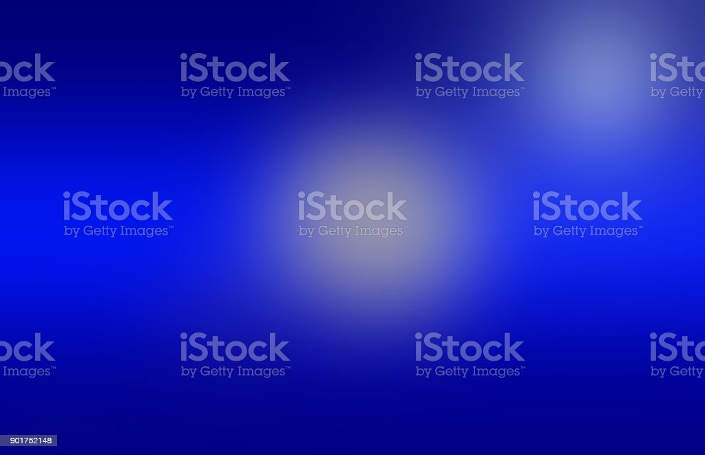 Background Texture Blue, Bright Cheerful Blurry Glowing Lights stock photo