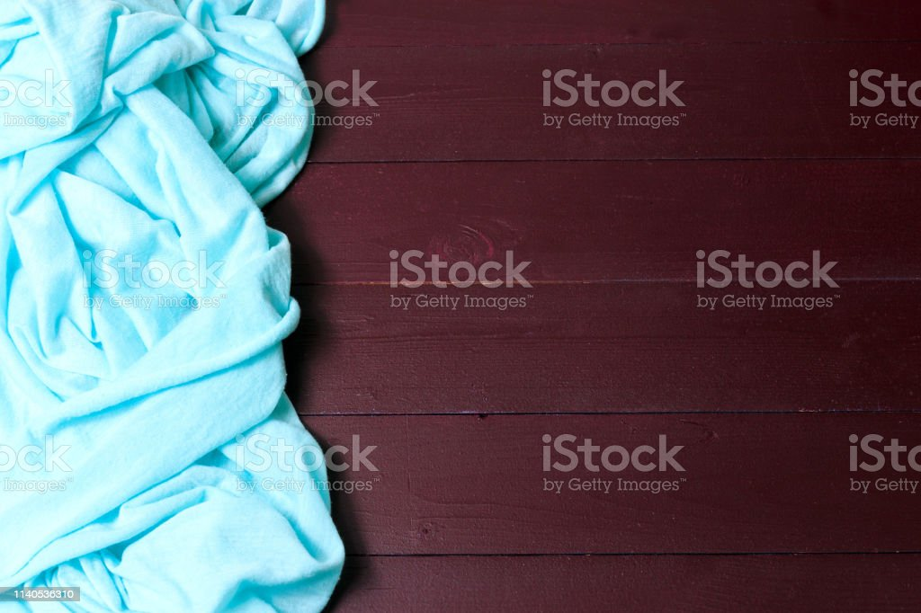 background texture. cotton fabric blue. This Powder blue cotton Woven...