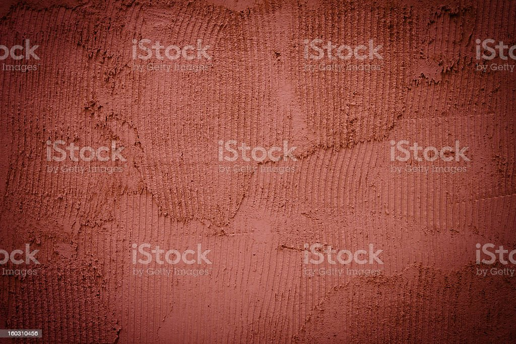 Background texture of a red wall royalty-free stock photo