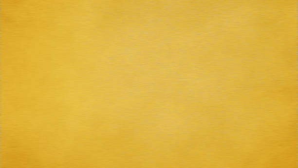 Background texture of brushed gold metal stock photo