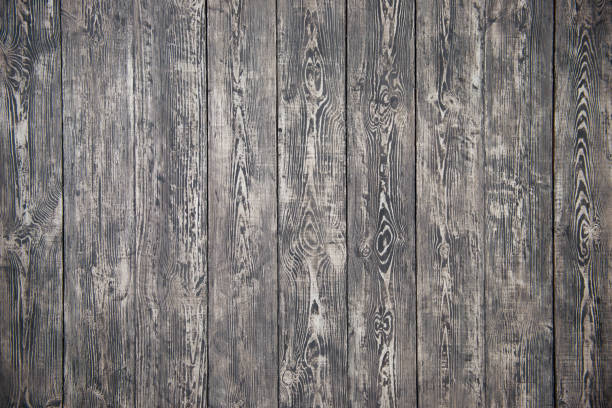 hintergrund-struktur des alten weißen futter aus holz bretter wand gemalt - stockwerke des waldes stock-fotos und bilder