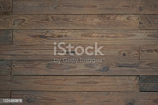 background texture of old wooden boards next to each other.