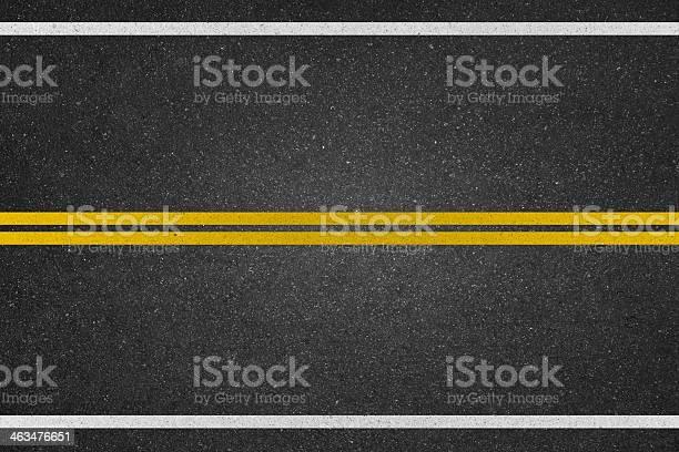 Photo of background texture of rough asphalt