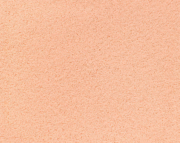 background texture of sponge for cosmetic for the delicate skin of the face stock photo