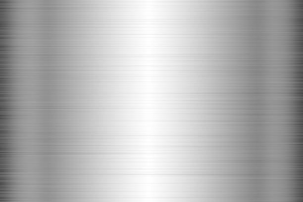 Background texture of steel plate stock photo