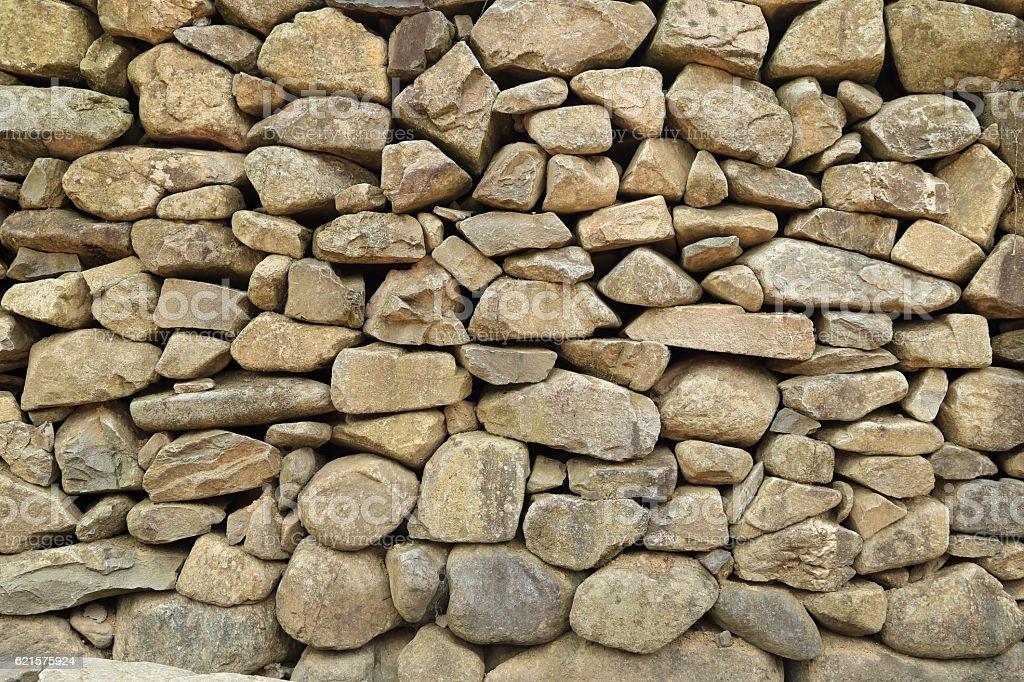 Fond de texture de mur en pierre. photo libre de droits
