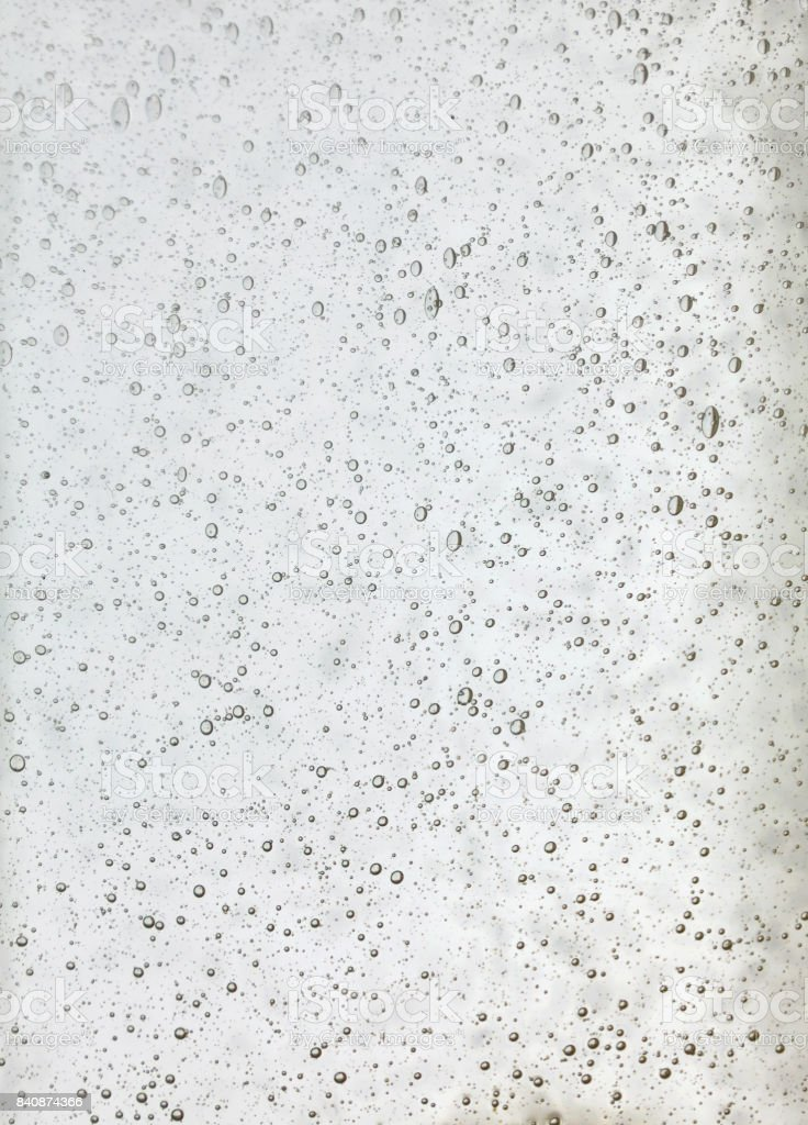 Background texture of transparent white glass royalty-free stock photo