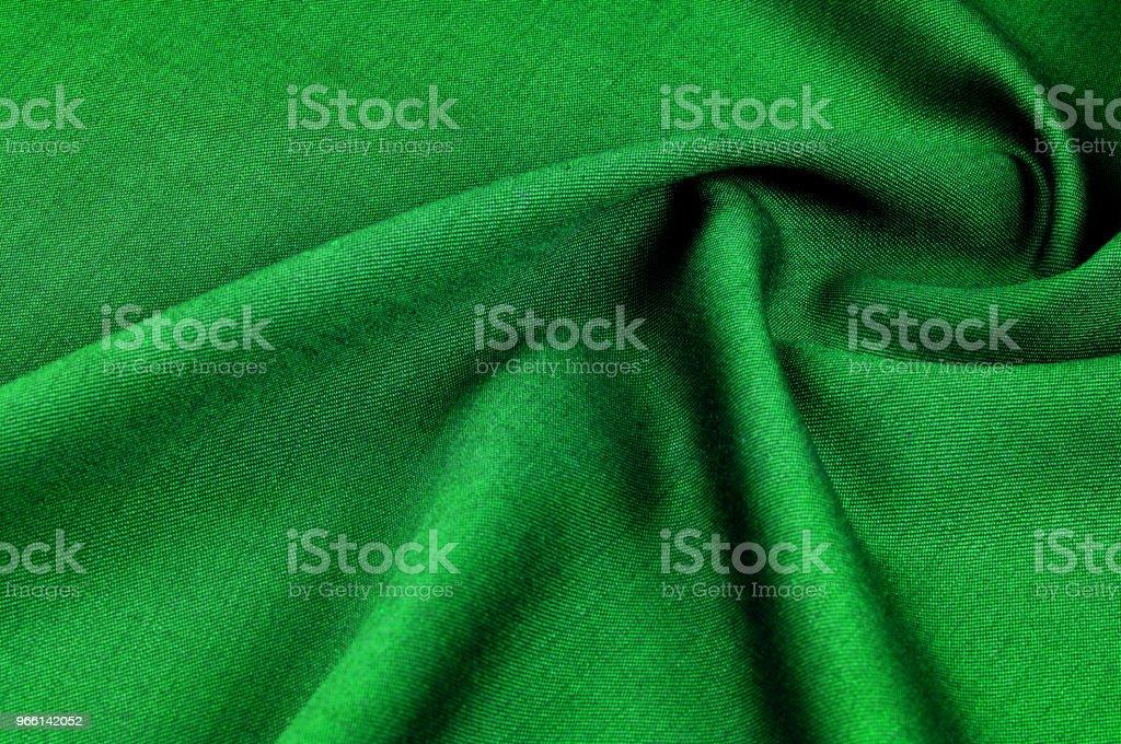 Texture di sfondo, motivo. panno di lana flanella verde. Ispirato alle antiche flanelle esterne, questo tessuto ha un aspetto forte, bilanciato da un senso di supercompatibilità. - Foto stock royalty-free di Abbigliamento