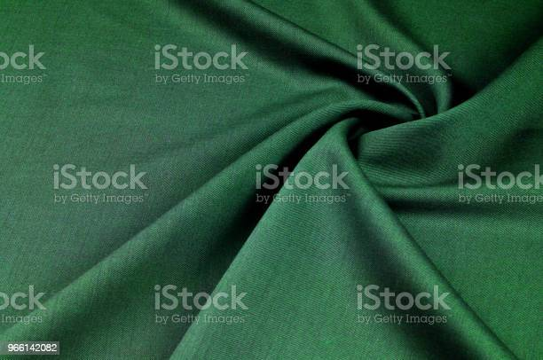 Bakgrundsstruktur Mönster Tyg Ull Flanell Grön Inspirerad Av Antika Yttre Tvättlappar Detta Tyg Har En Stark Utseende Balanseras Av En Känsla Av Supercompatibility-foton och fler bilder på Abstrakt