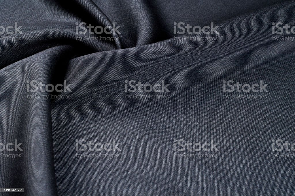 Background texture, pattern. cloth wool suit gray. A genuine flannel is always made of carded yarn, carded flannel is ideal in the cold months of the year, it is heavy, cozy and soft. - Стоковые фото Абстрактный роялти-фри