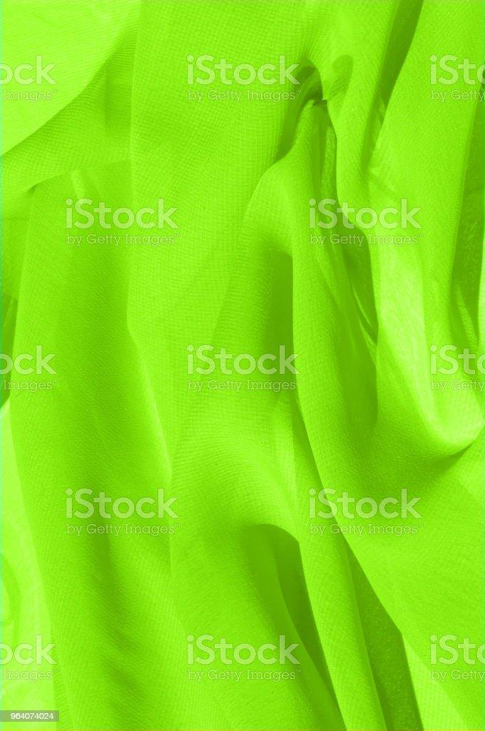 背景テクスチャ パターン。ライム固体シルク Faile。超滑らかな気分この豪華で、培地重量のファブリックを含む豊富な発光のために特別に作られたこの高品質シルク ファイユを提示、しま� - ウールのロイヤリティフリーストックフォト