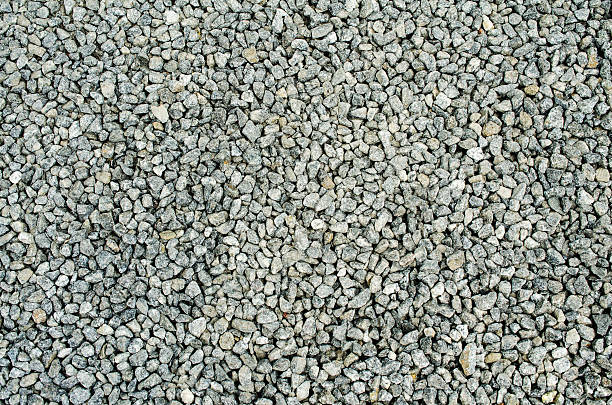 Background. The fine gravel. stock photo