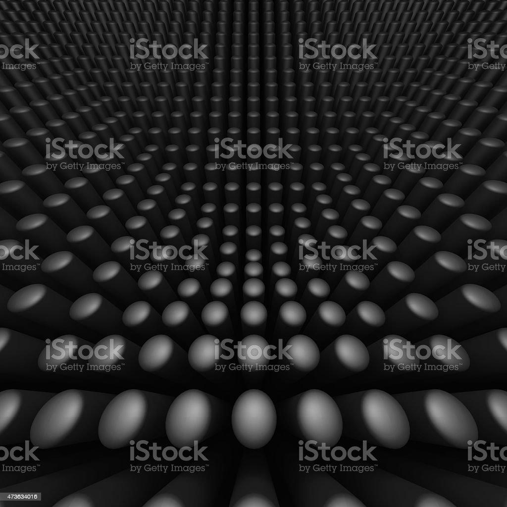 background tubes stock photo