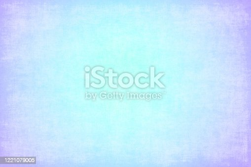 Background Ultra Violet Turquoise Grunge Gradient Abstract Paper Cement Concrete Blank Texture Pattern Vignette Frame Copy Space Design template for presentation, flyer, card, poster, brochure, banner